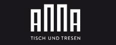 Logo Annatrestaurant Tisch und Tresen